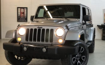 Certified Used 2018 Jeep Wrangler JK 4WD Altitude Package available for Sale in South Eastern Ontario