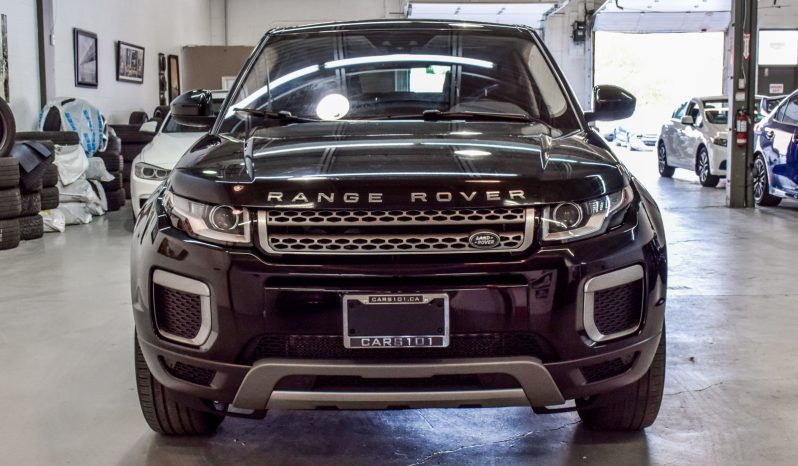2017 LAND ROVER RANGE ROVER EVOQUE SE full
