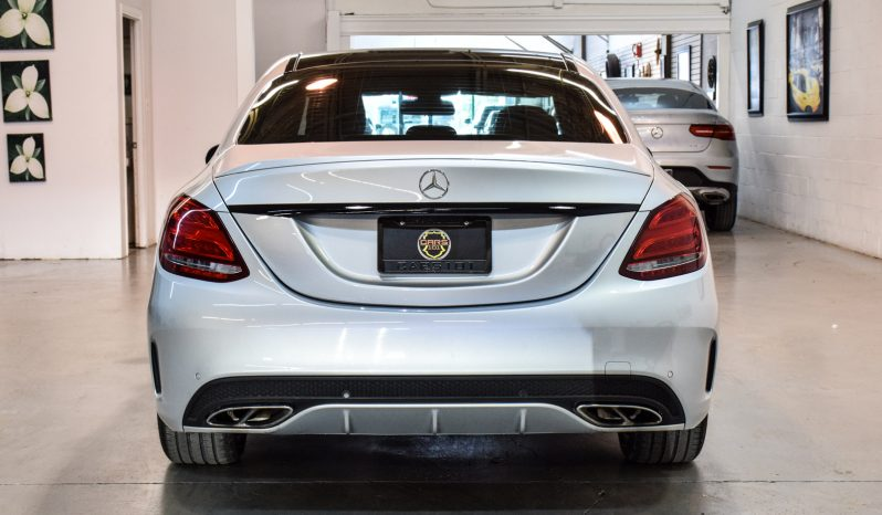 2016 MERCEDES-BENZ C450 4M 3.5L full