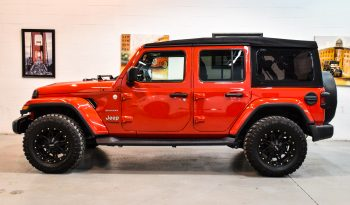 2019 JEEP WRANGLER UNLIMITED SAHARA 4DR full