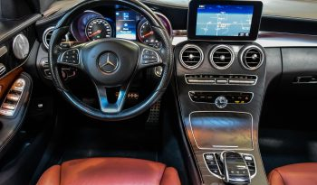 2017 MERCEDES-BENZ C300 4M SEDAN full