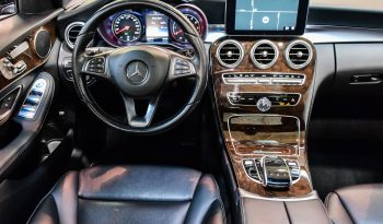 2016 MERCEDES-BENZ C300 4M SEDAN full