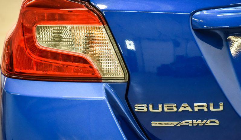 2017 SUBARU WRX STI LIMITED full