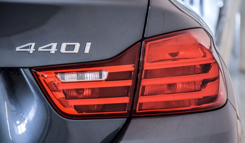 2017 BMW 440I X-DRIVE GRAN COUPE full
