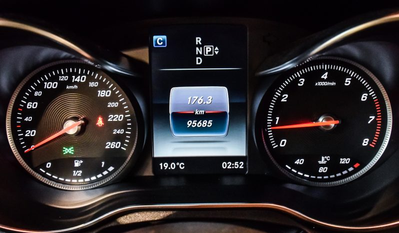 2015 MERCEDES-BENZ C300 4M full